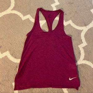 {Like New} Women's Nike DriFit Workout Tank Sz XS